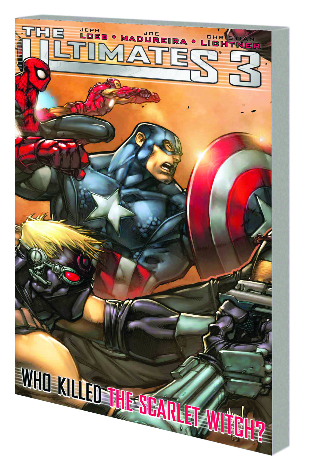ULTIMATES 3 TP WHO KILLED SCARLET WITCH NEW PTG