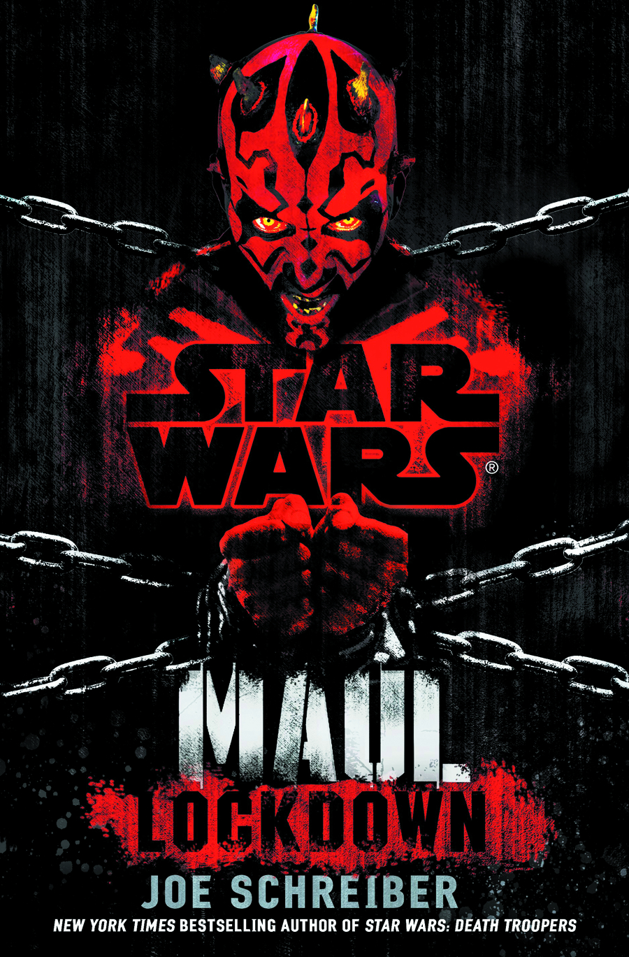 STAR WARS HC LOCKDOWN MAUL