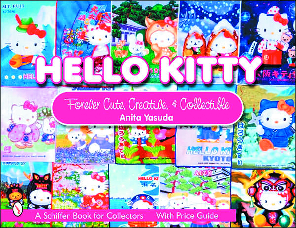 HELLO KITTY FOREVER CUTE CREATIVE & COLLECTIBLE SC