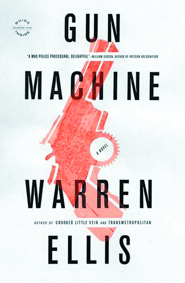 WARREN ELLIS GUN MACHINE SC
