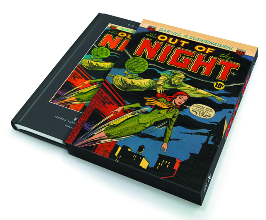 ACG COLL WORKS OUT OF THE NIGHT SLIPCASE ED VOL 02