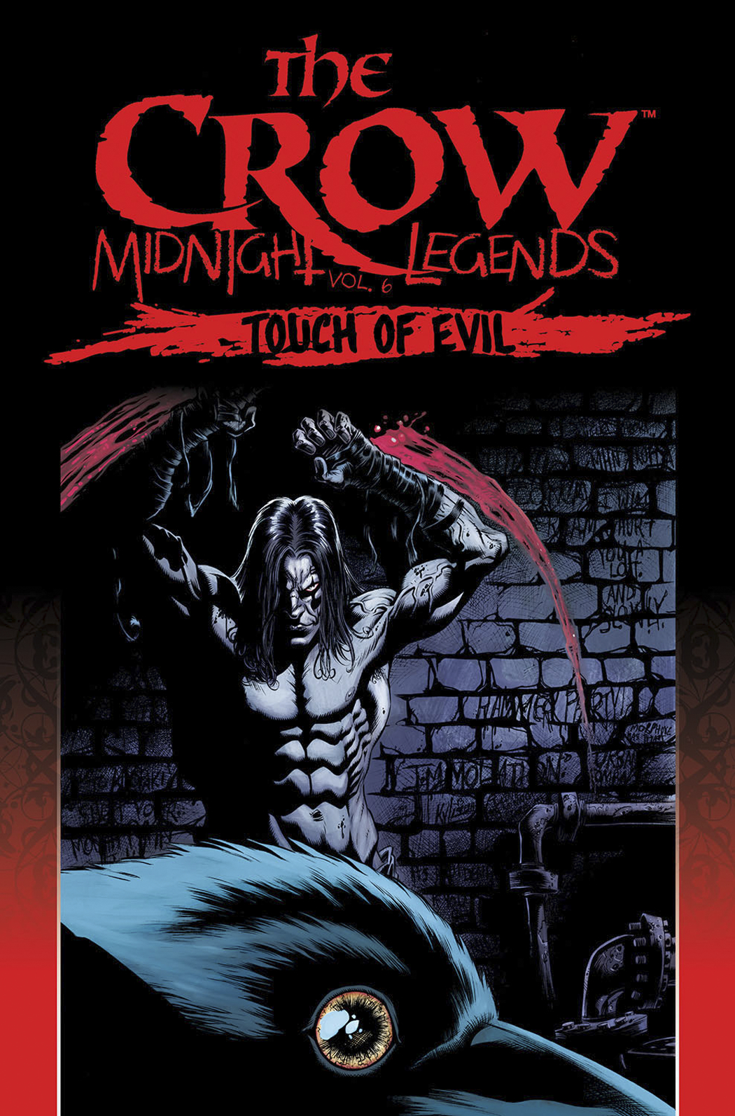 CROW MIDNIGHT LEGENDS TP VOL 06 TOUCH OF EVIL