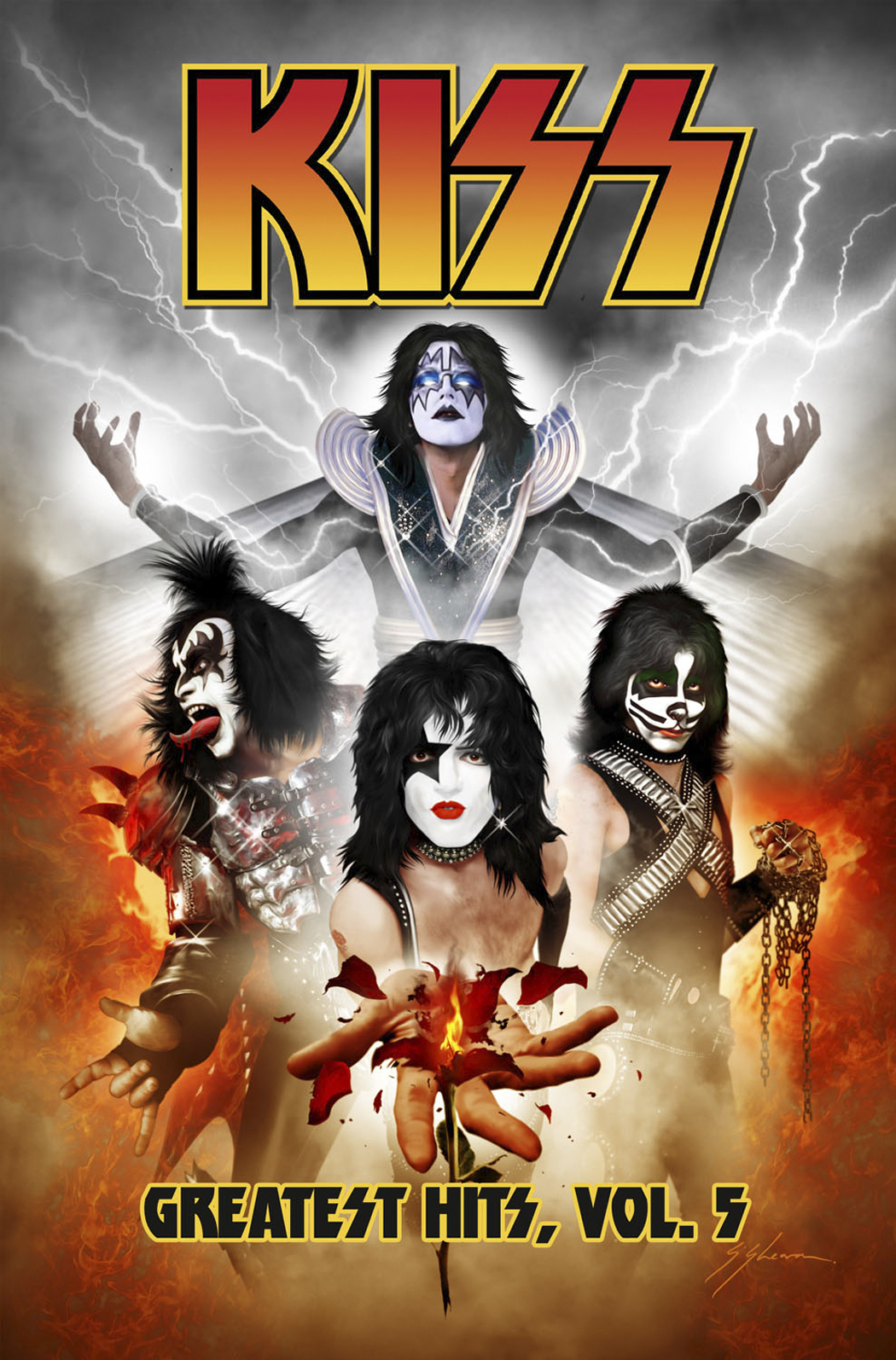 KISS GREATEST HITS TP VOL 05