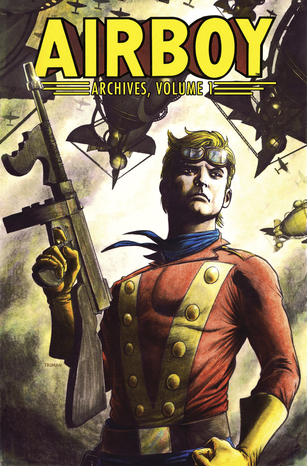 AIRBOY ARCHIVE TP VOL 01