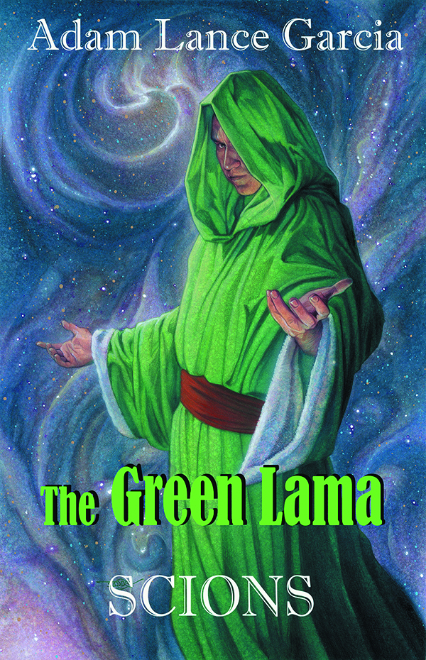 GREEN LAMA SCIONS NOVEL