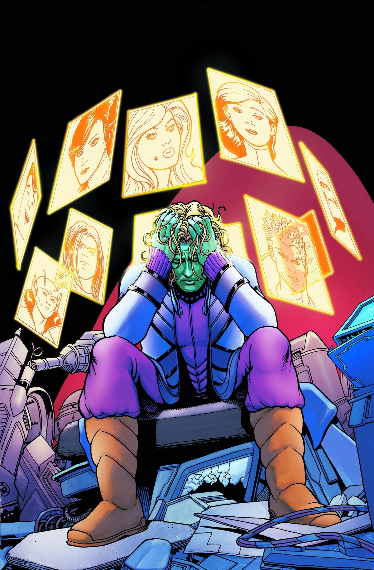 LEGION OF SUPERHEROES TP VOL 03 FATAL FIVE