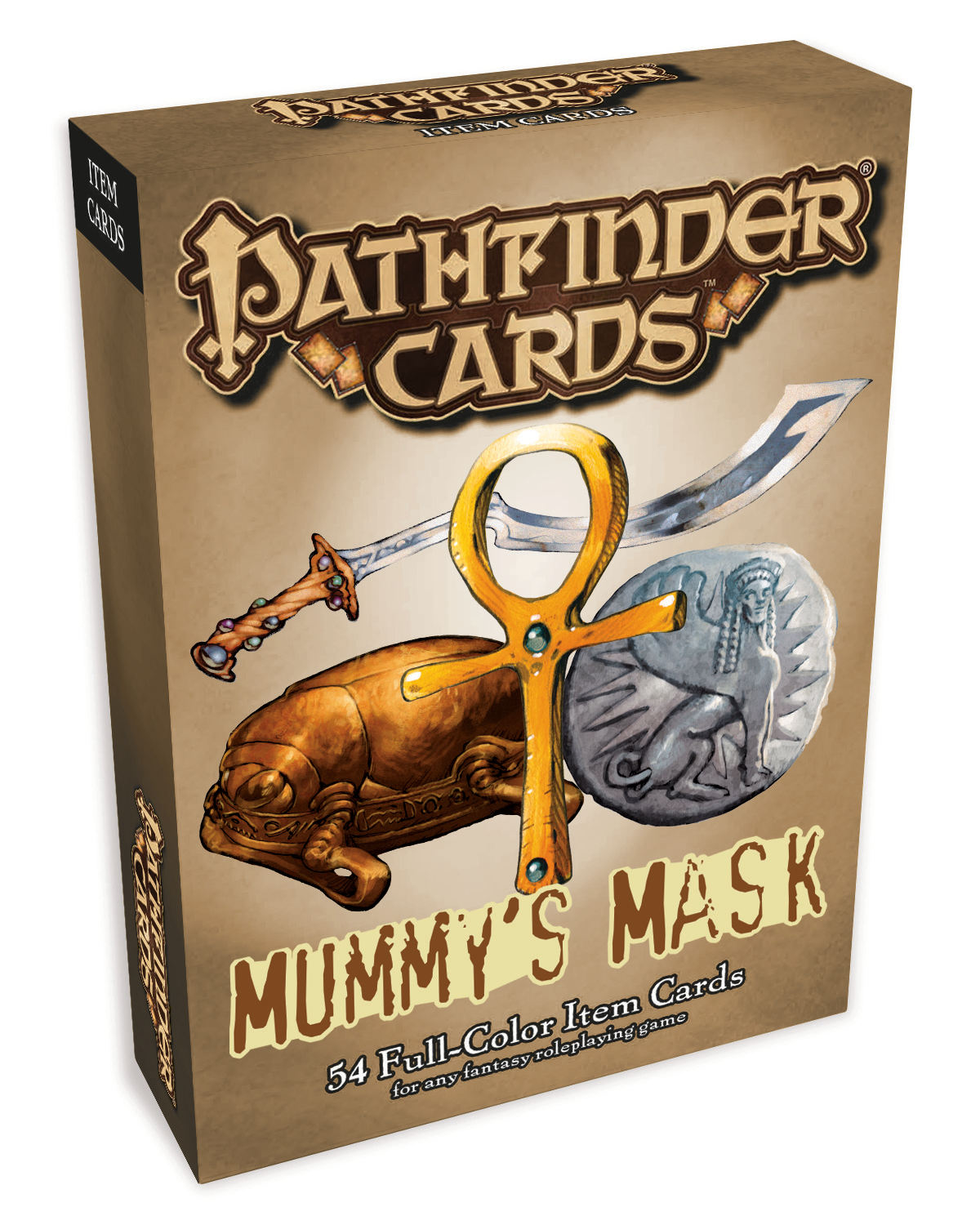 PATHFINDER CARDS MUMMYS MASK ITEM CARDS DECK