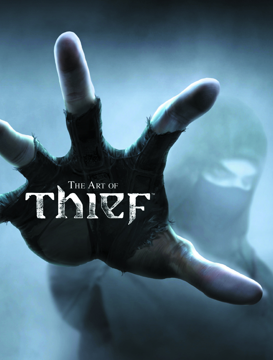 ART OF THIEF HC