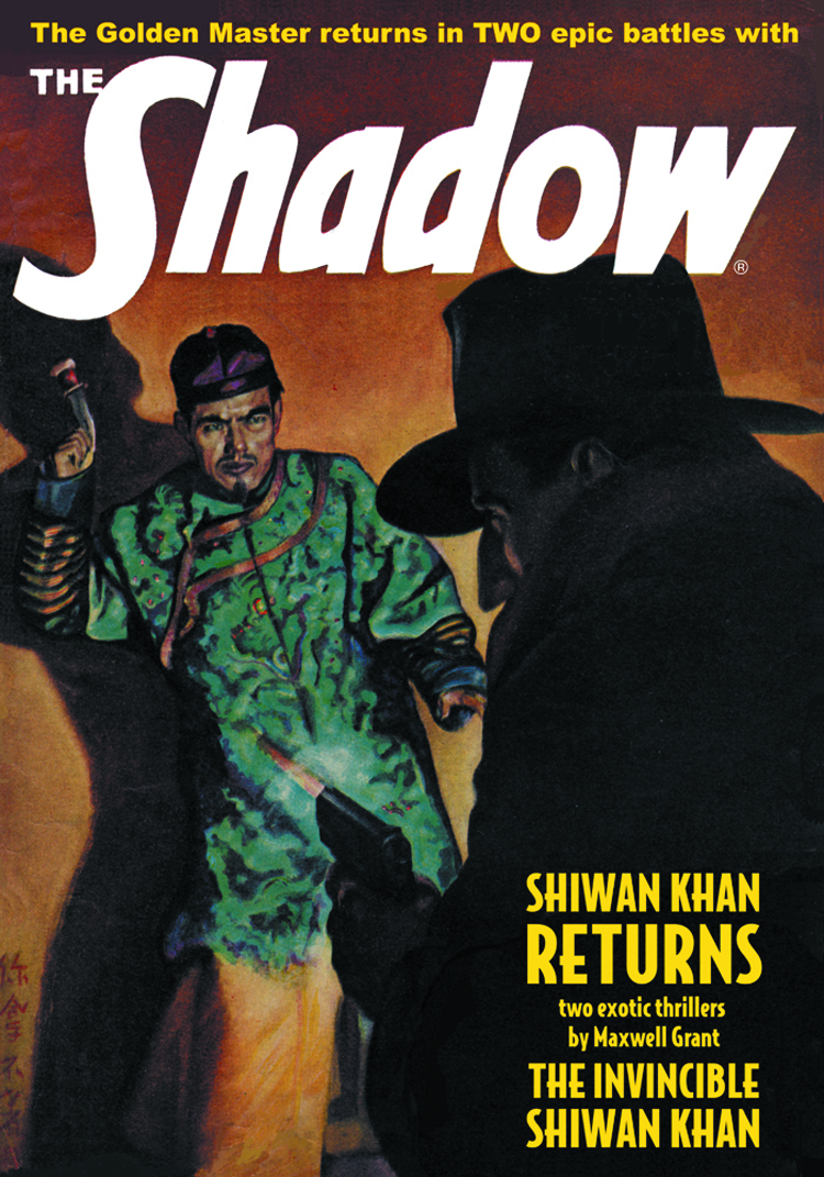 SHADOW DOUBLE NOVEL VOL 80 SHIWAN KHAN RETURNS