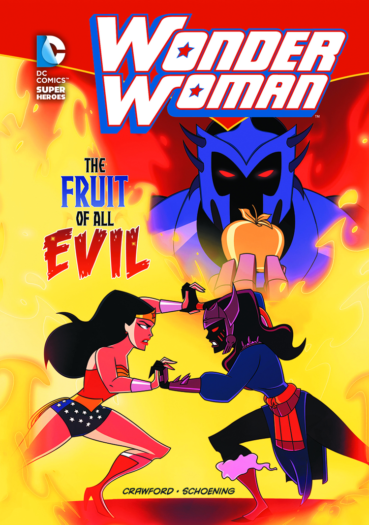 DC SUPER HEROES WONDER WOMAN YR TP FRUIT OF ALL EVIL