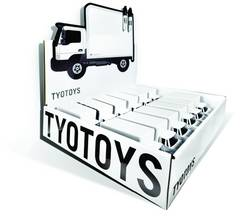 TAG YOUR OWN BOX TRUCK 12PC DS