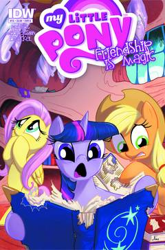 MY LITTLE PONY FRIENDSHIP IS MAGIC #15