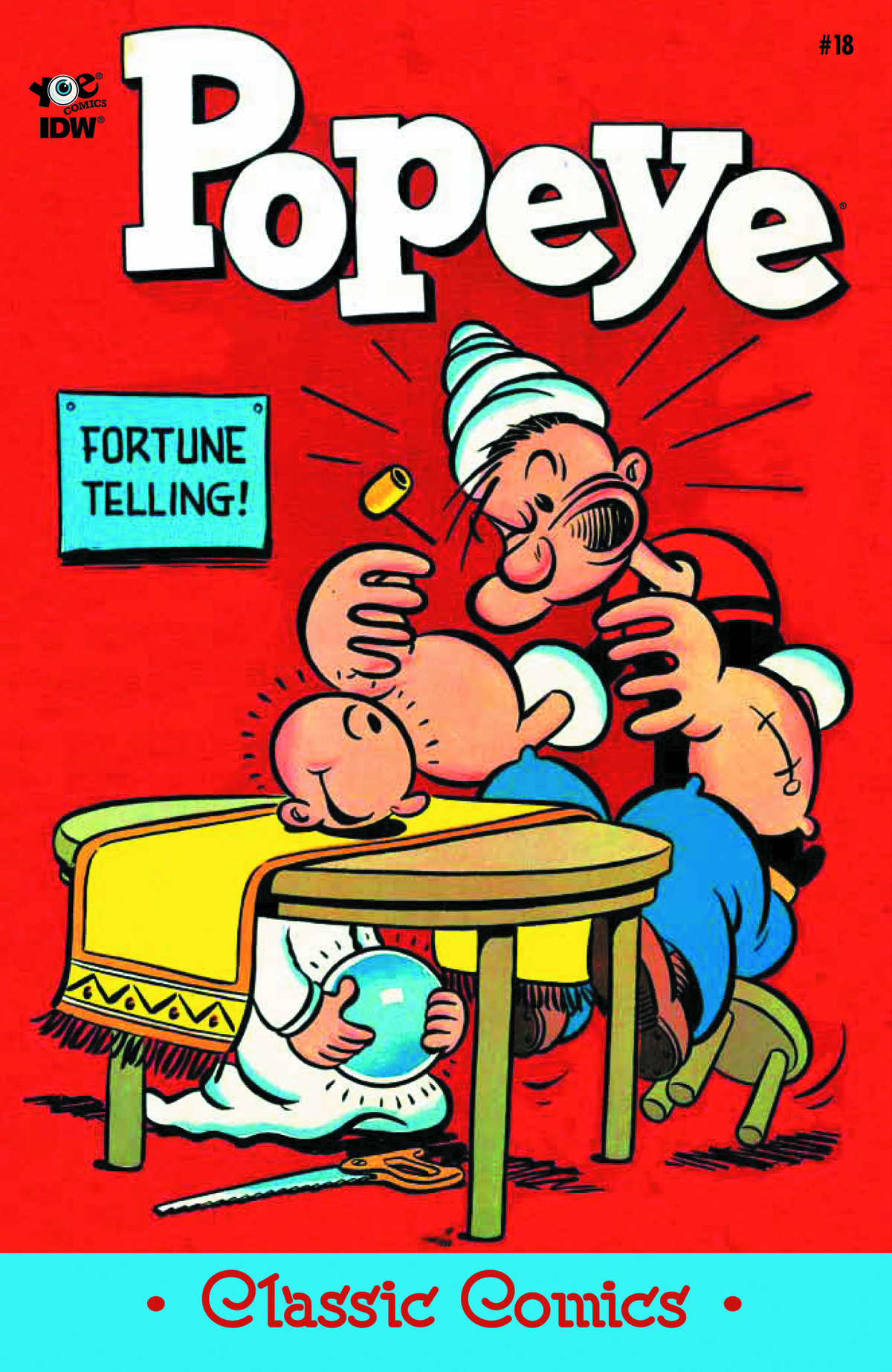 POPEYE CLASSICS ONGOING #18