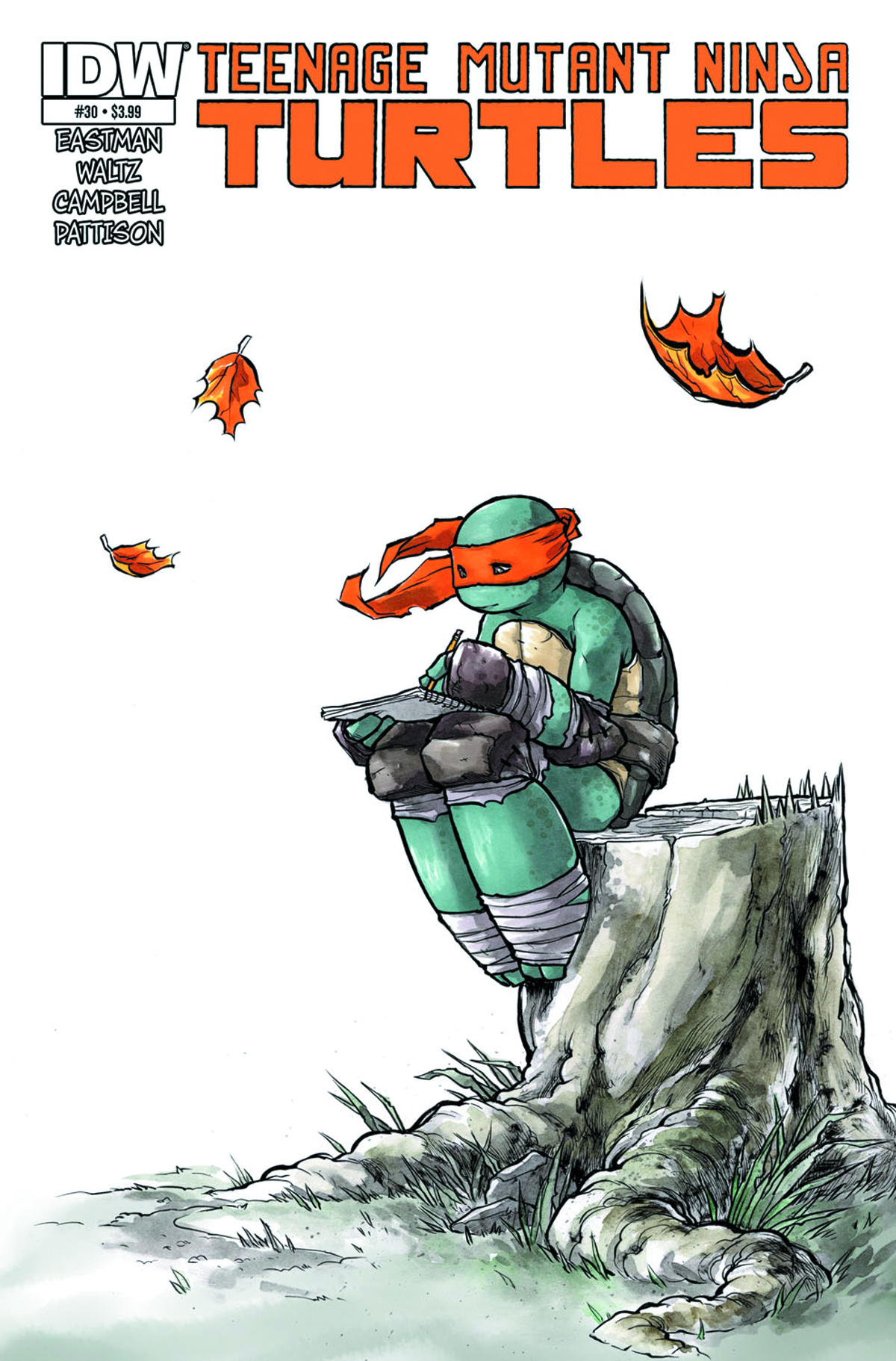 TMNT ONGOING #30