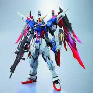 GSD DESTINY GUNDAM METAL BUILD