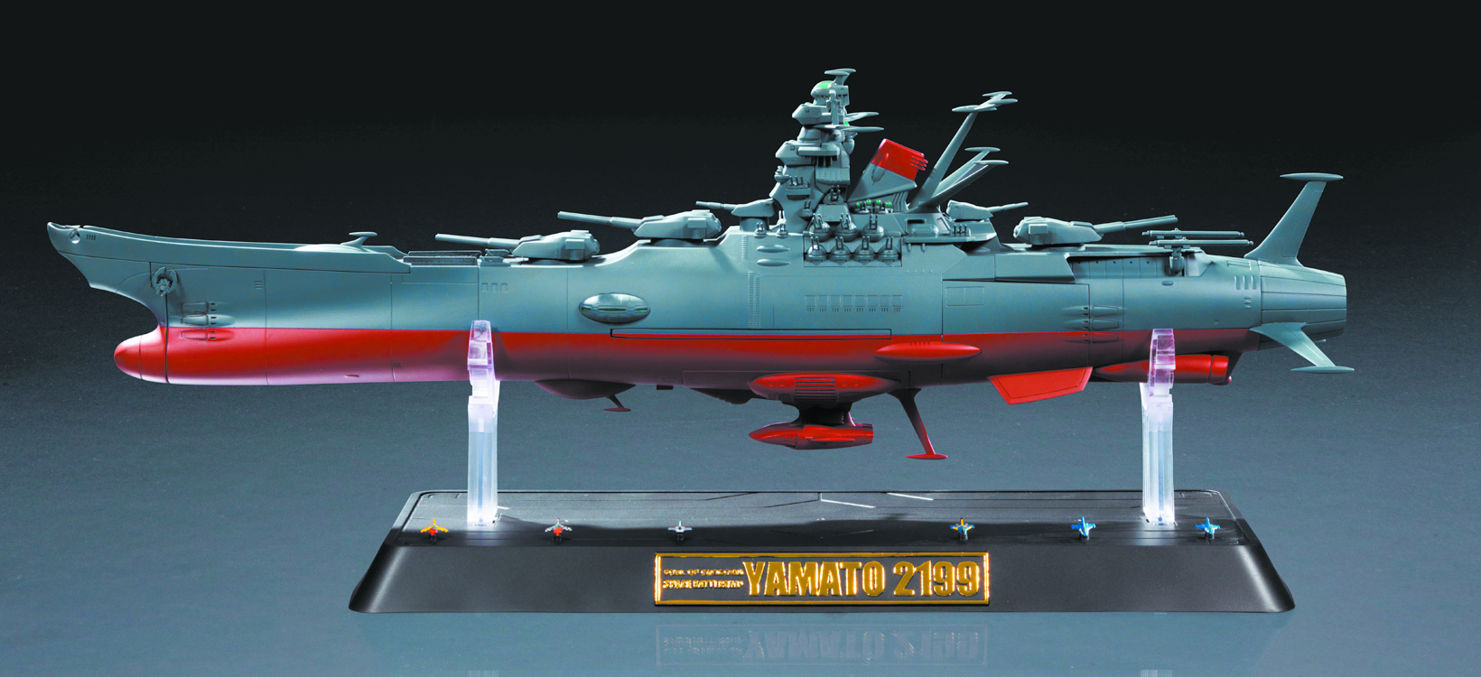SOC GX-64 SPACE SHIP YAMATO 2199 FIG