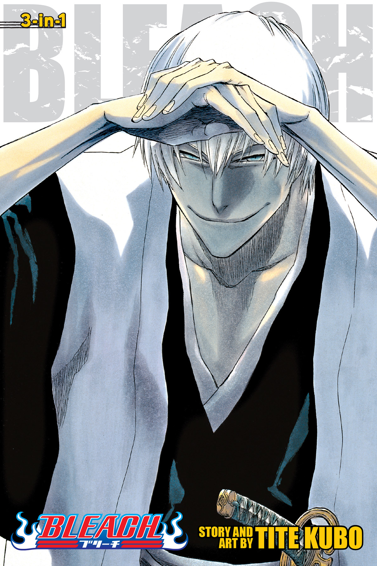 BLEACH 3IN1 TP VOL 07
