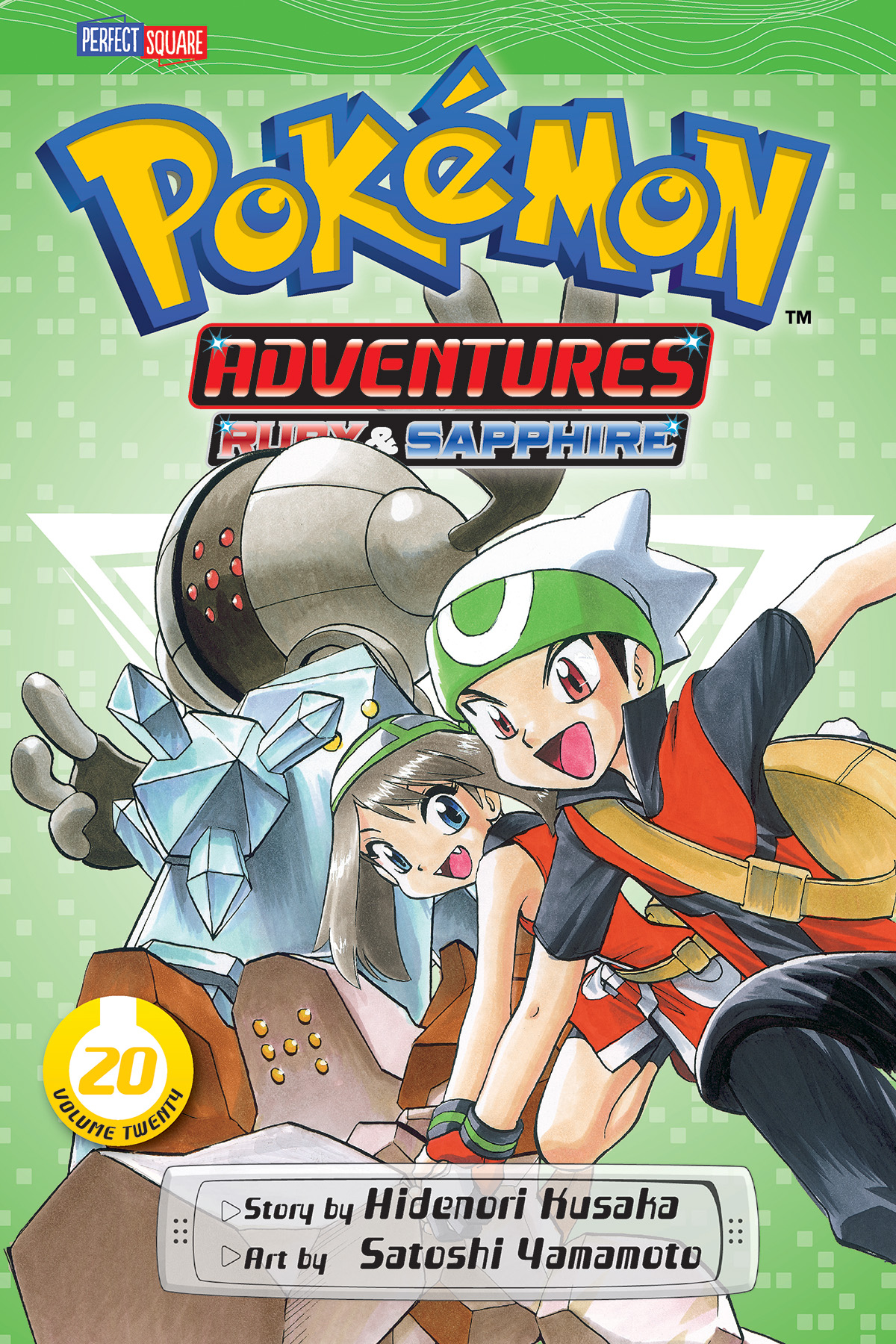 POKEMON ADVENTURES GN VOL 20 RUBY SAPPHIRE