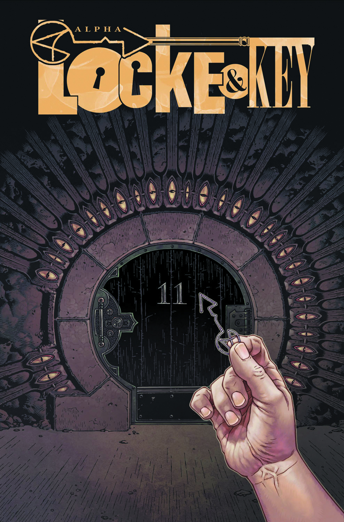 LOCKE & KEY HC VOL 06 ALPHA & OMEGA SERIES SLIPCASE ED