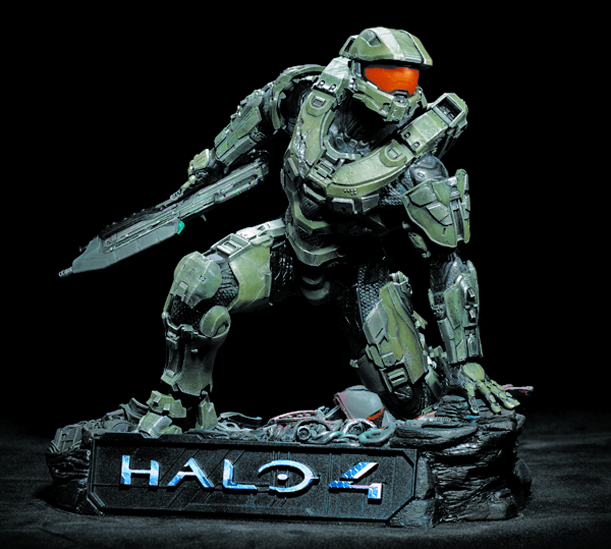 HALO 4 MASTER CHIEF RESIN STATUE
