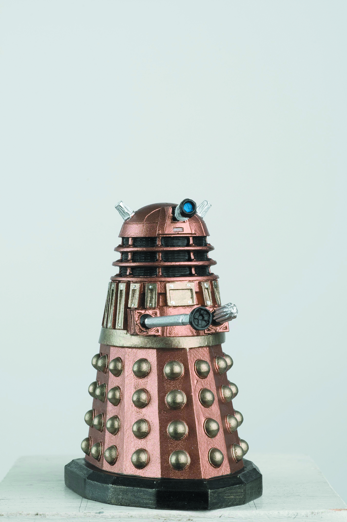 DOCTOR WHO FIG COLL #6 LAST DALEK
