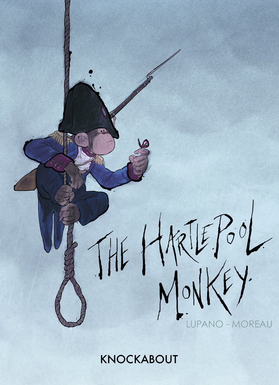 HARTLEPOOL MONKEY HC