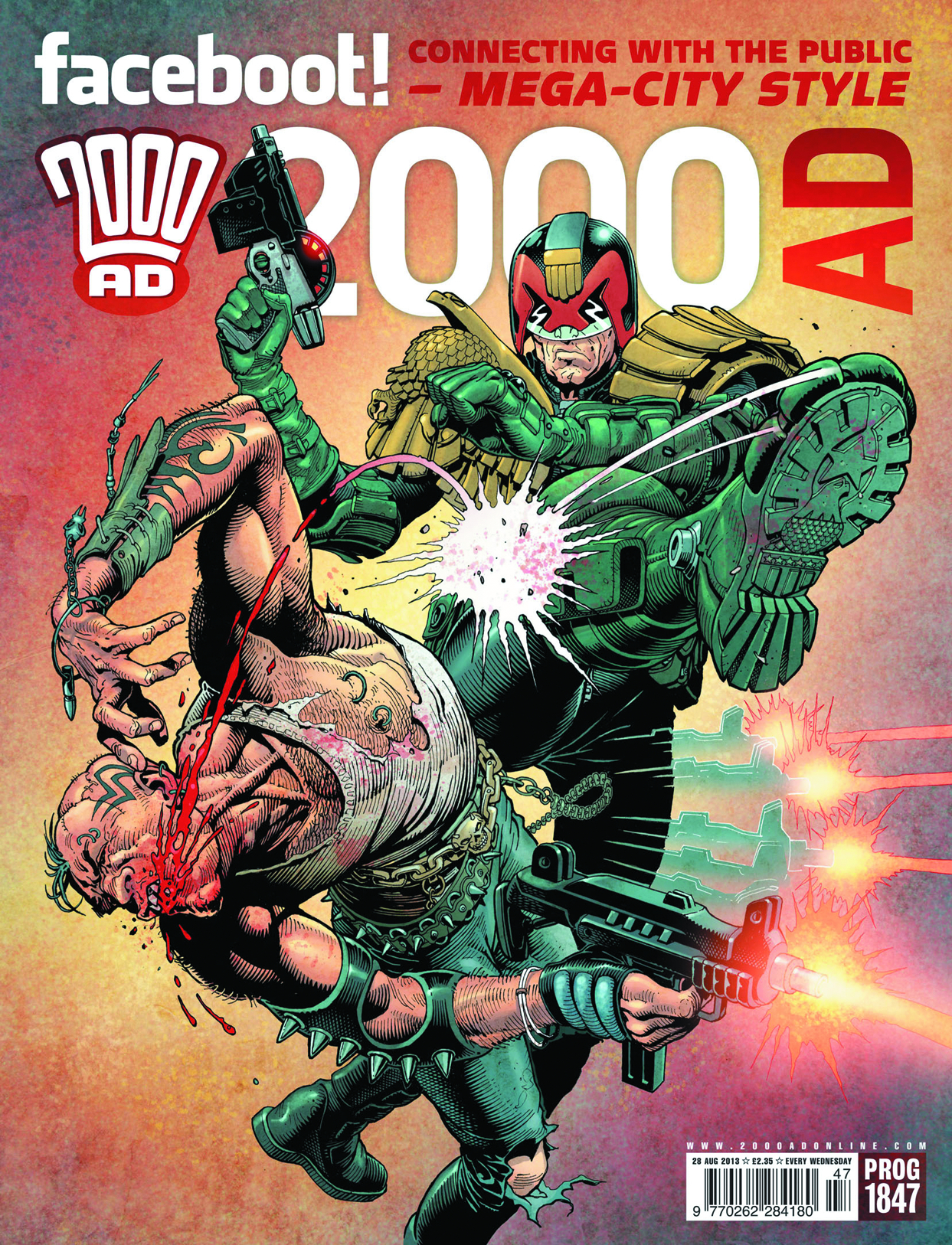 2000 AD PACK JAN 2014