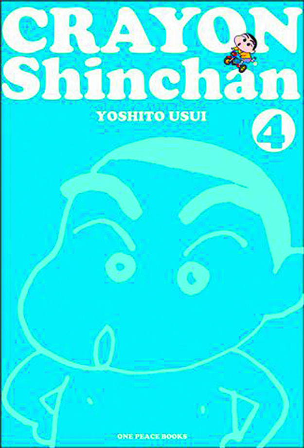 CRAYON SHINCHAN ONE PEACE ED GN VOL 04