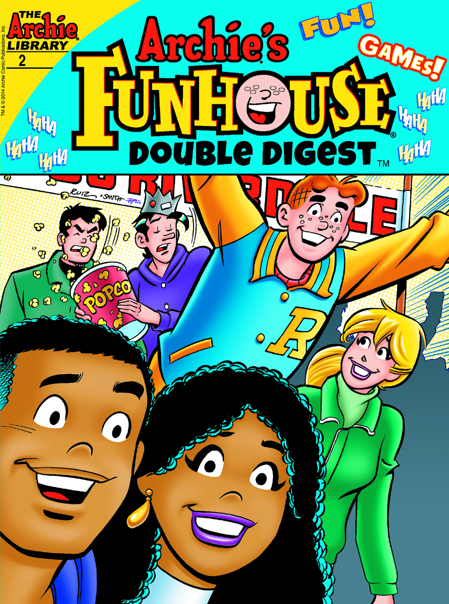 ARCHIE FUNHOUSE DOUBLE DIGEST #2