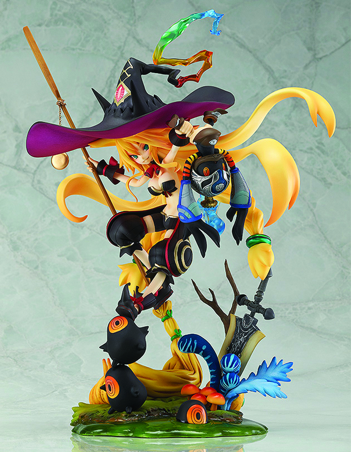 WATHK SWAMP WITCH METALLICA PVC FIG