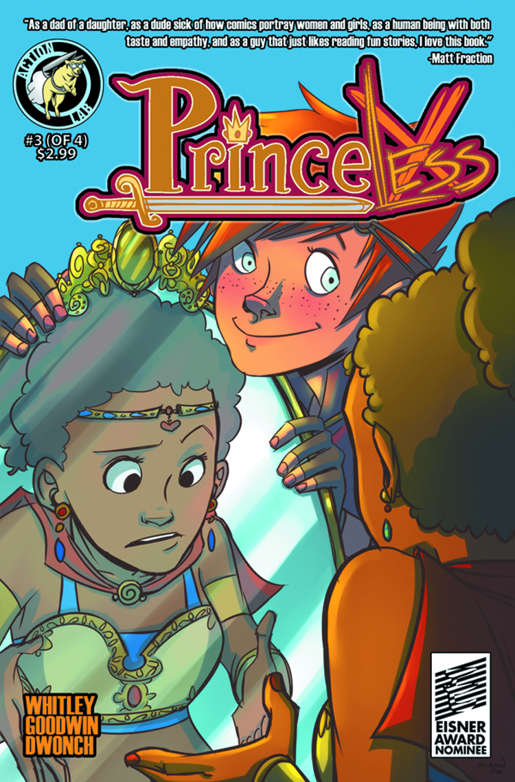 PRINCELESS ENCORE ED #3