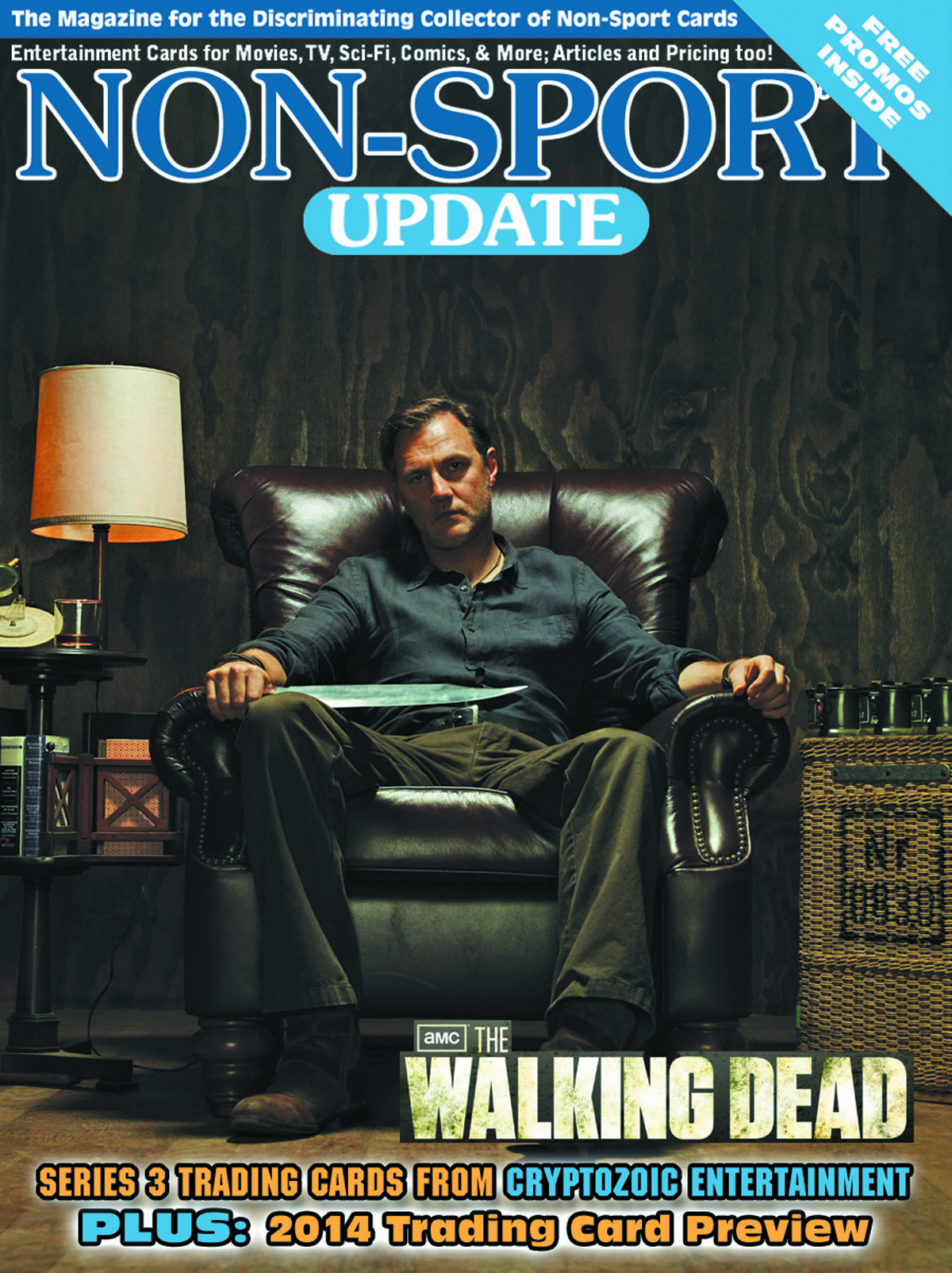 NON SPORT UPDATE VOL 25 #1 WALKING DEAD CVR