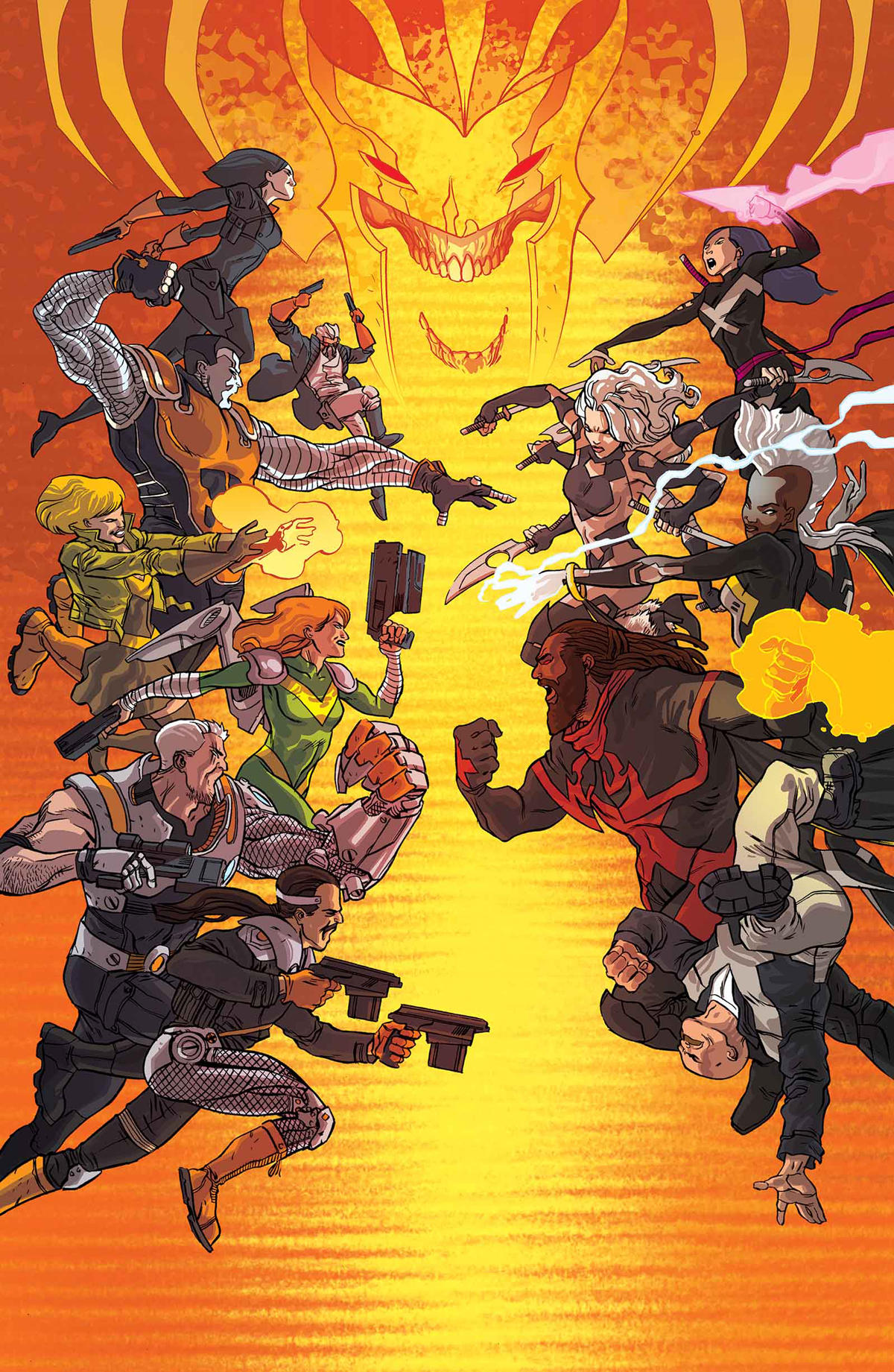 UNCANNY X-FORCE #16 XFV