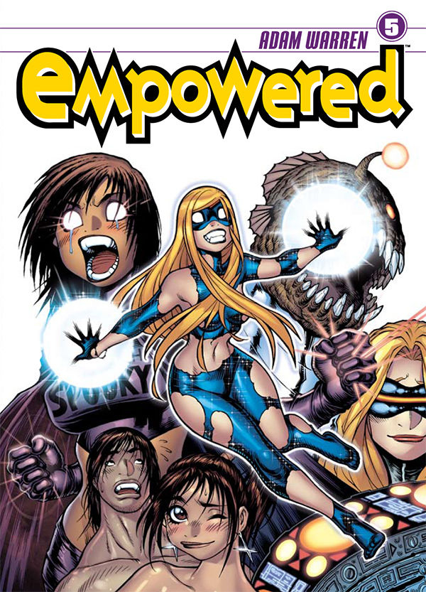 EMPOWERED TP VOL 05 (CURR PTG)