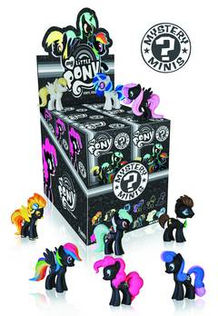 MY LITTLE PONY MYSTERY MINIS 12PC BMB DISP