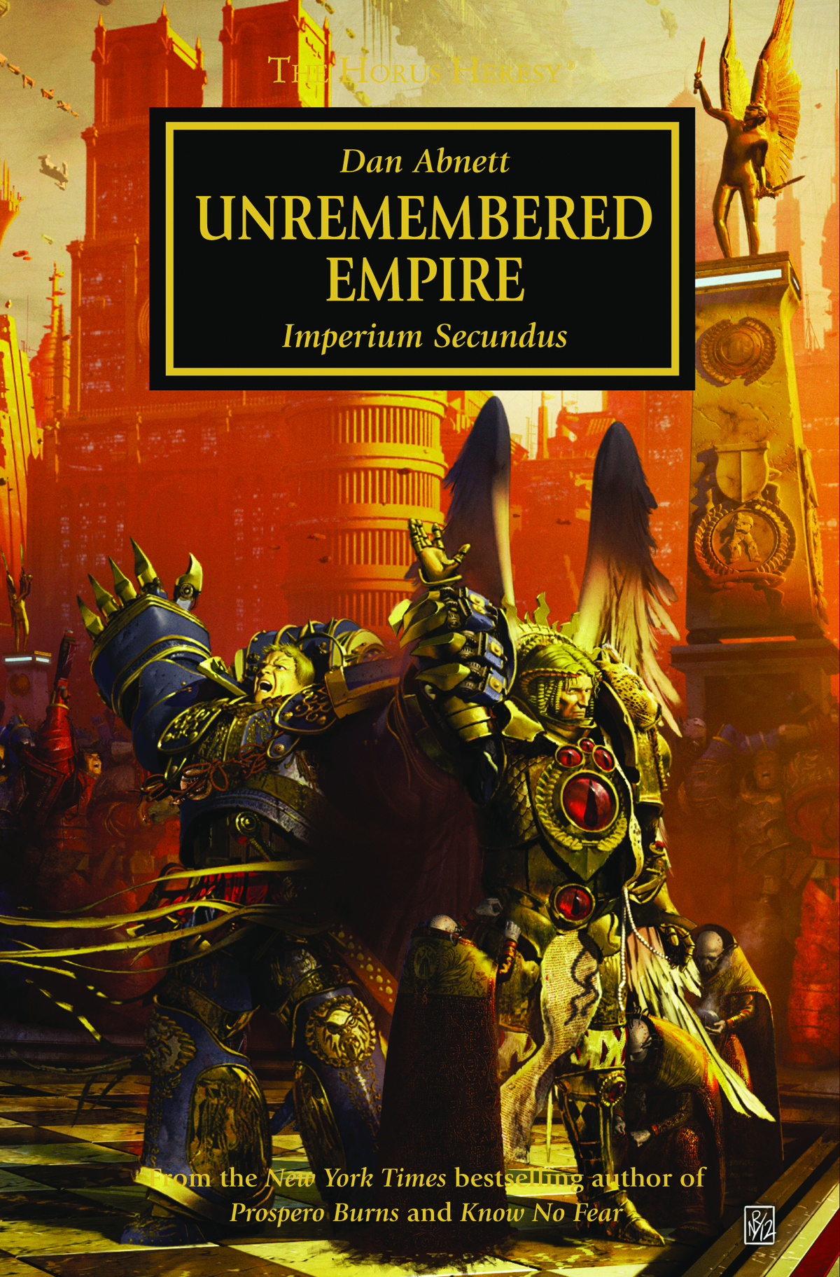 WARHAMMER 40K UNREMEMBERED EMPIRE TP