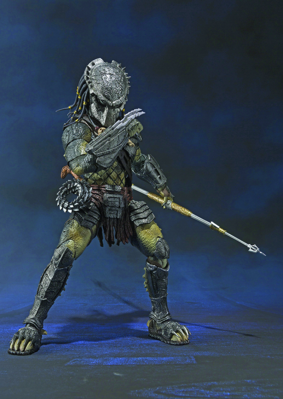 AVP PREDATOR WOLF S.H.MONSTER ARTS AF