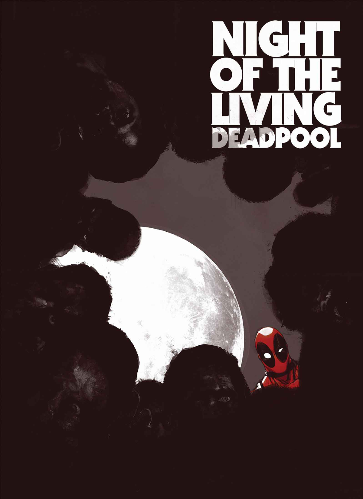 NIGHT OF LIVING DEADPOOL #1