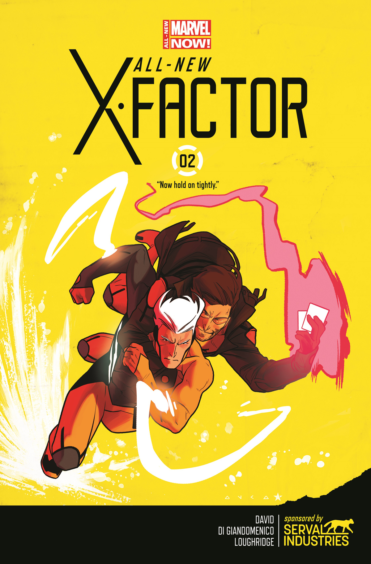 ALL NEW X-FACTOR #2 ANMN
