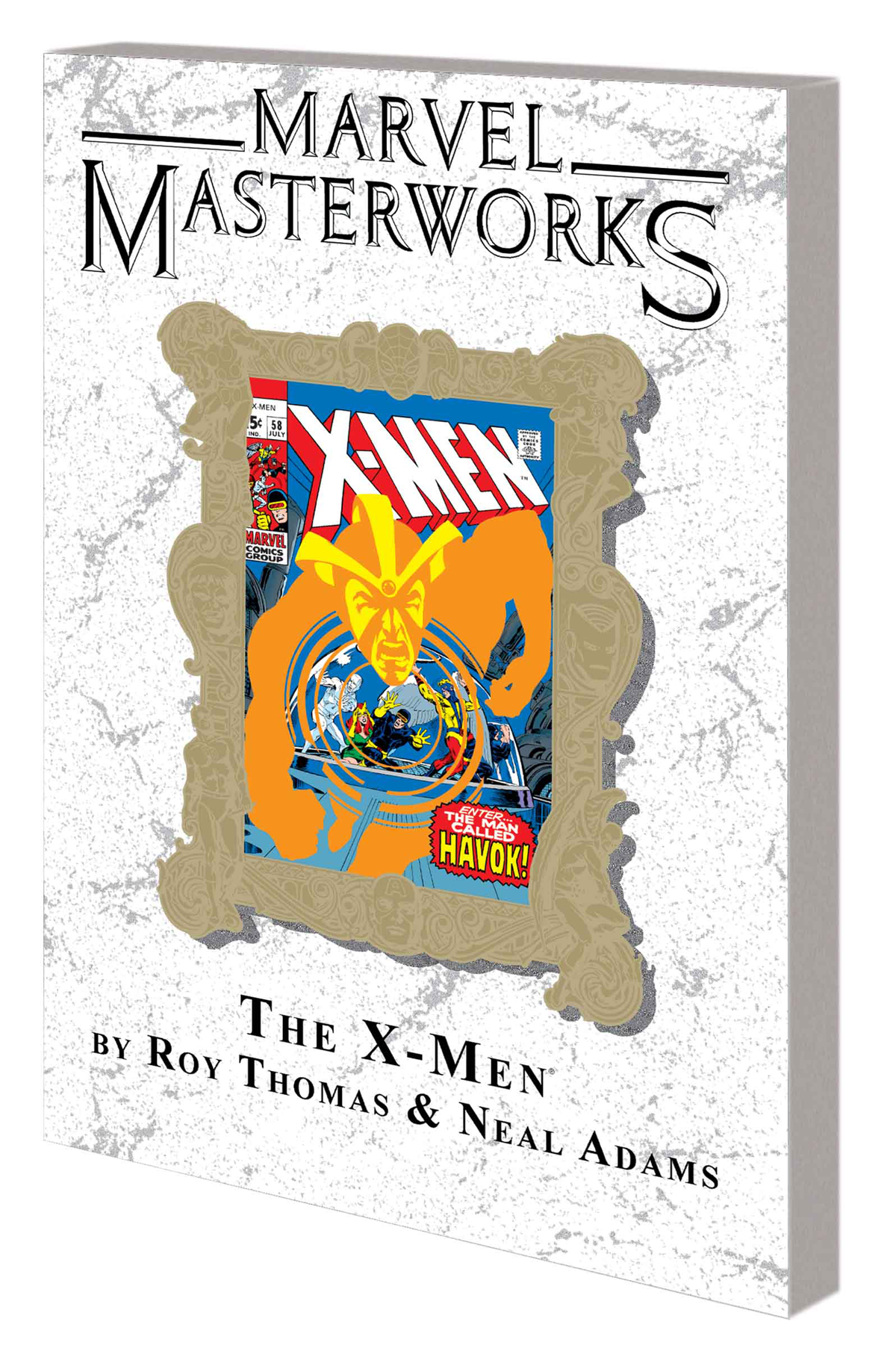 MMW X-MEN TP VOL 06 DM VAR ED 61