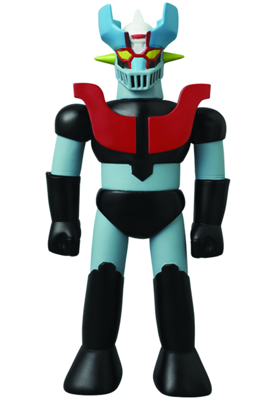 MAZINGER Z SOFUBI ORIGINAL VER EARLY FORM PX
