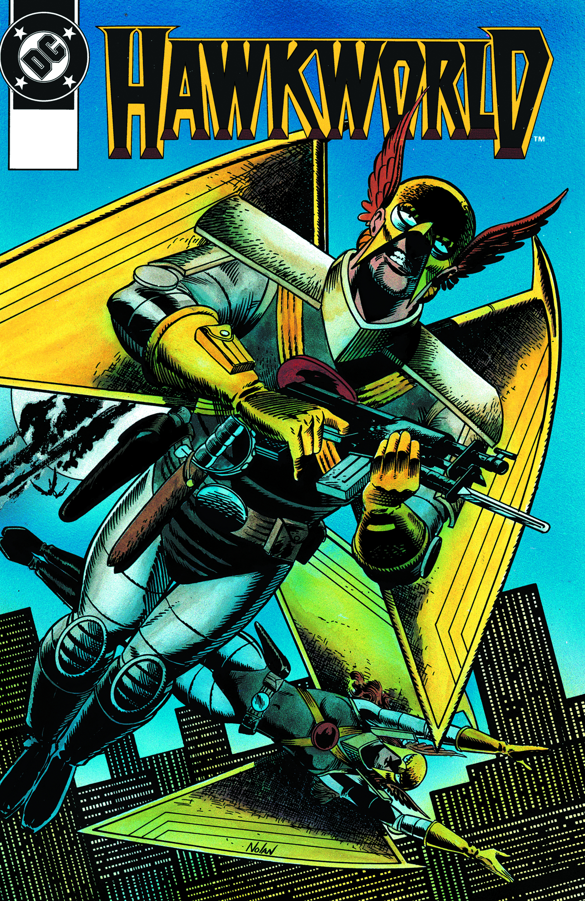 HAWKWORLD TP NEW ED