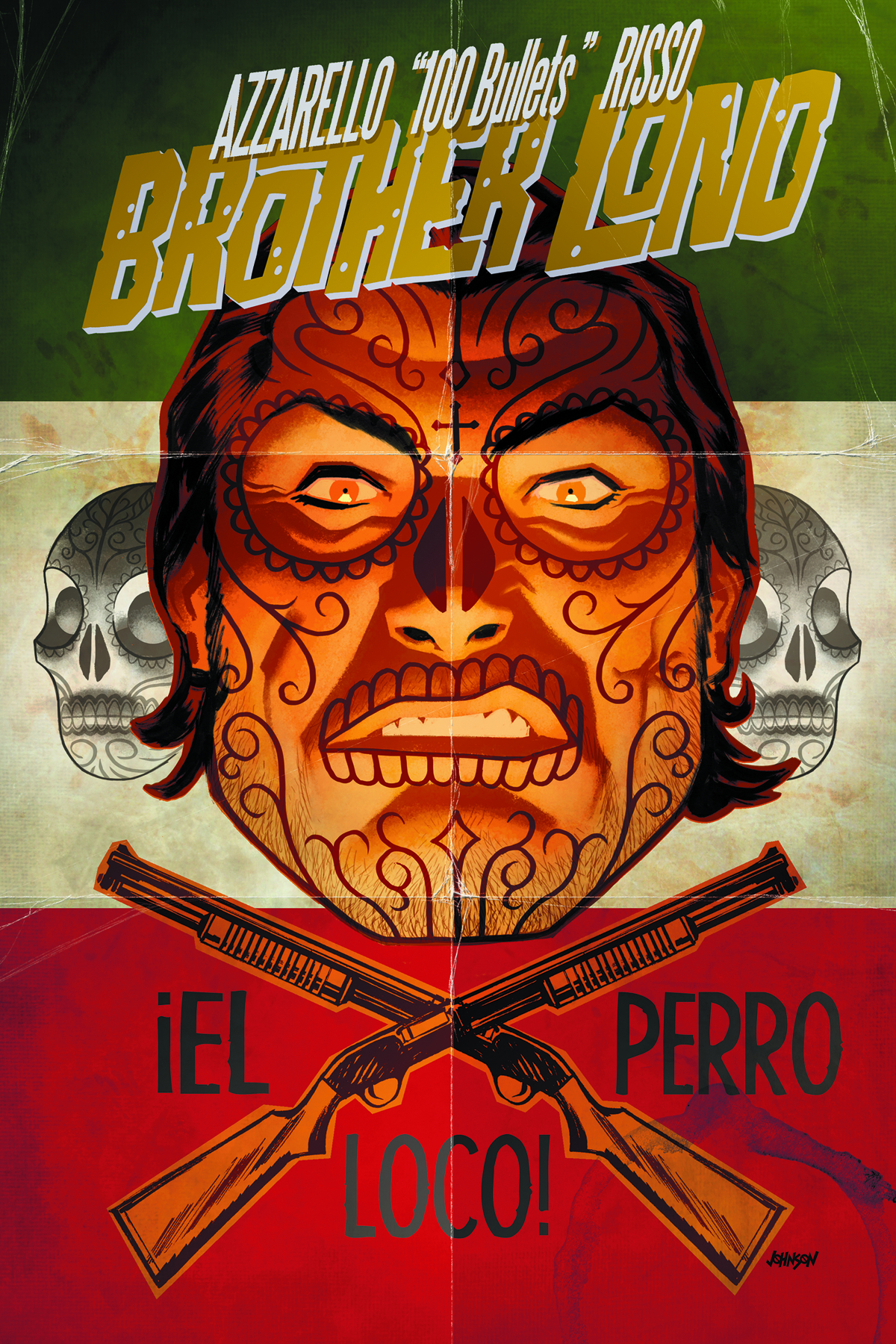 100 BULLETS BROTHER LONO #8 (OF 8)