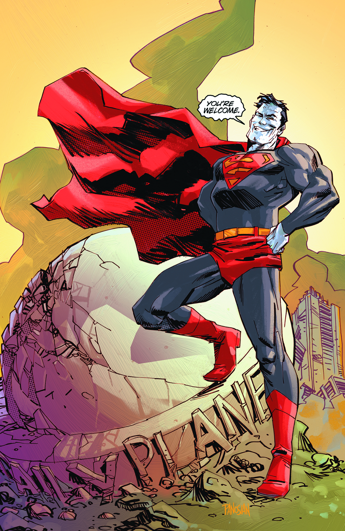 ADVENTURES OF SUPERMAN #9