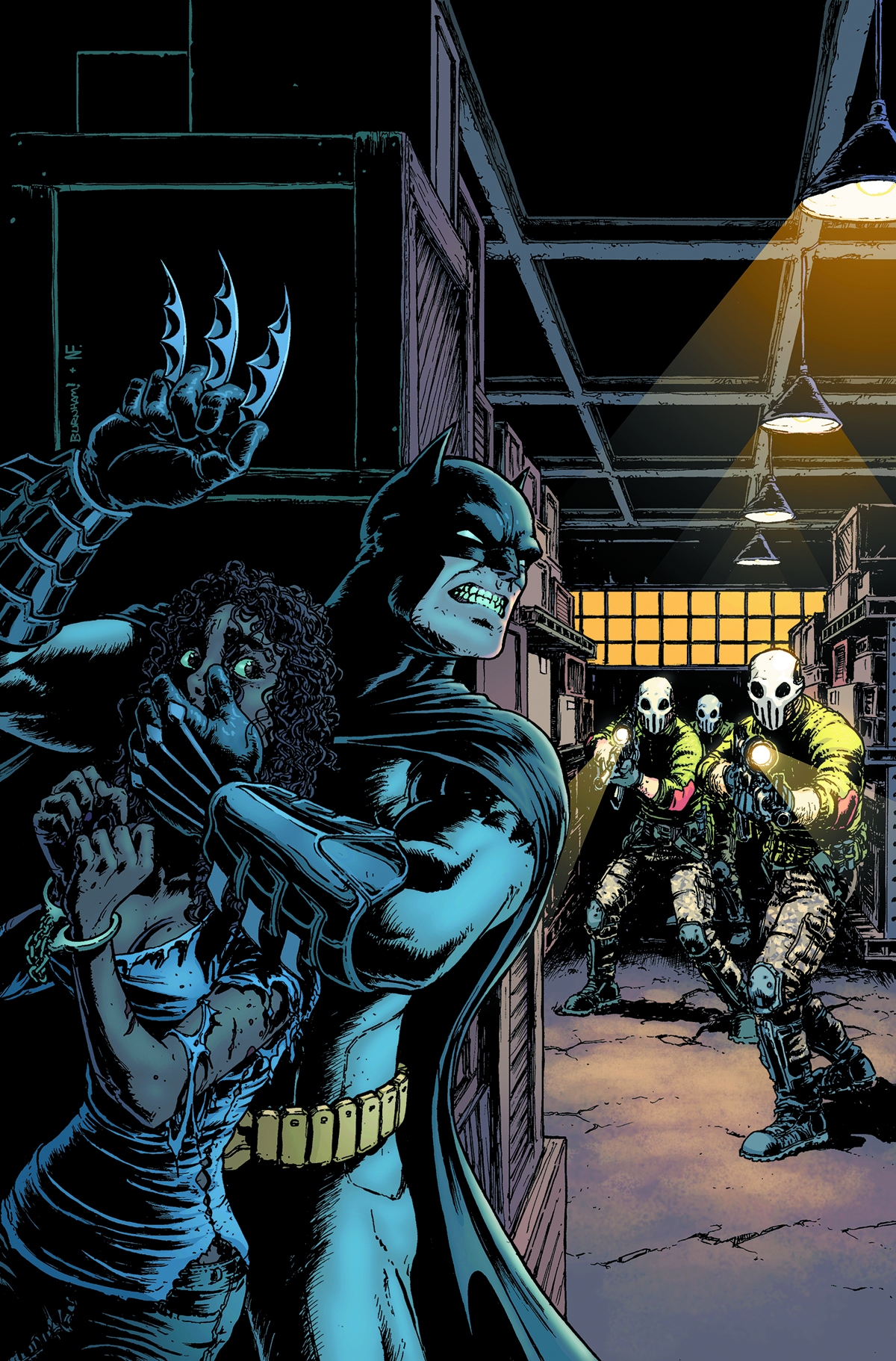 BATMAN THE DARK KNIGHT #27