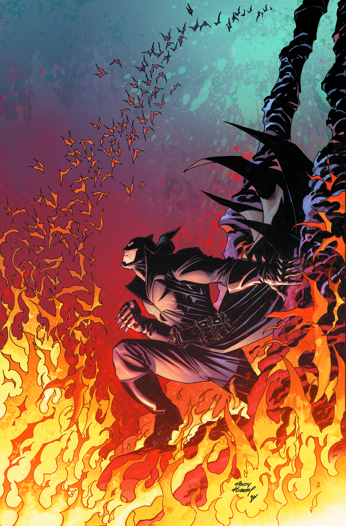 DAMIAN SON OF BATMAN #4