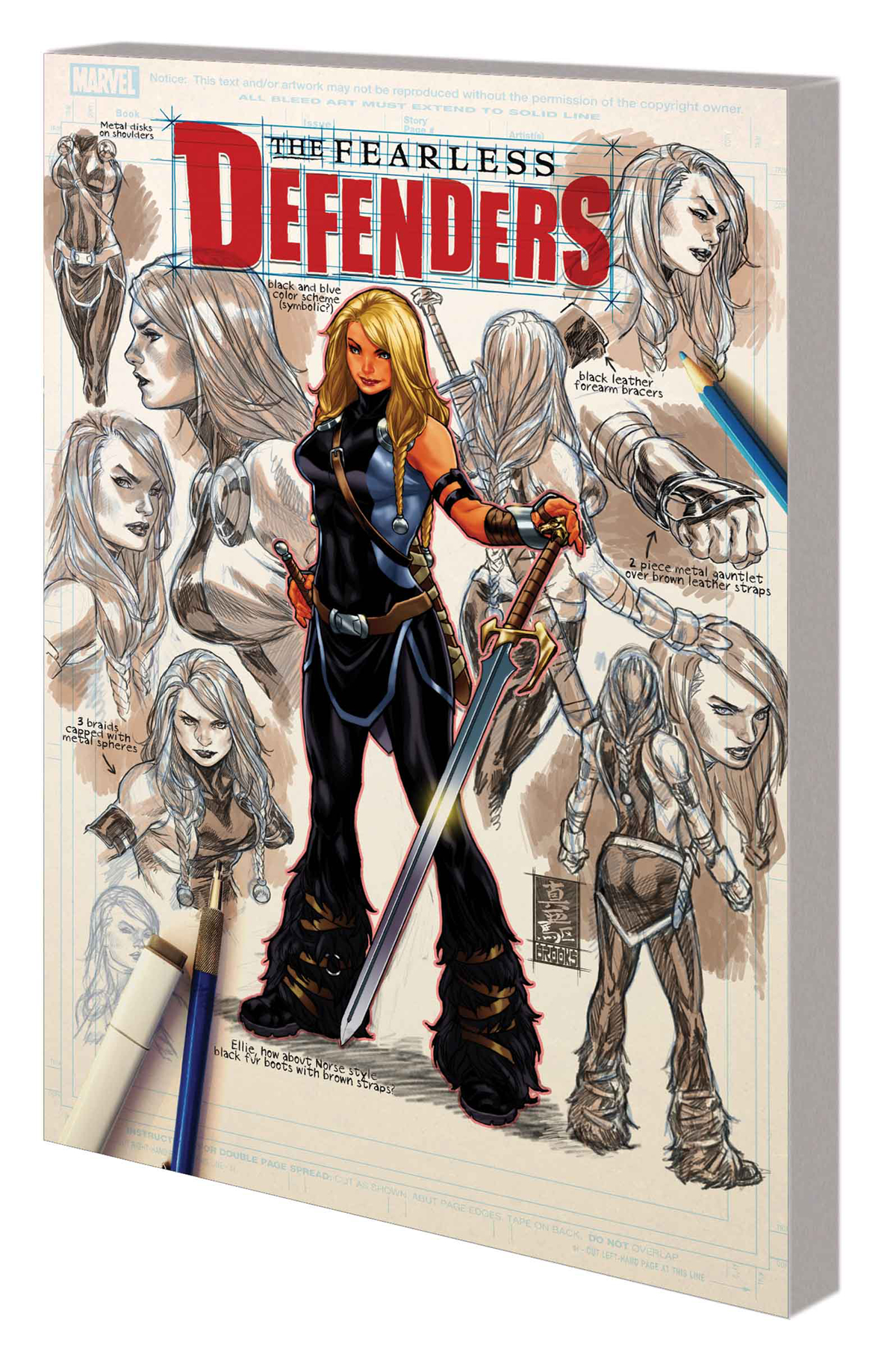 FEARLESS DEFENDERS TP VOL 02 MOST FAB FIGHTING TEAM OF ALL