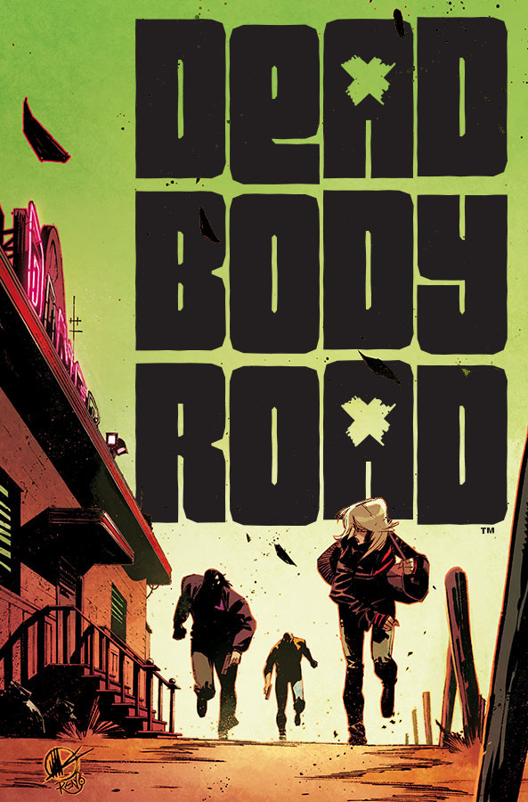 DEAD BODY ROAD #2 (OF 6)