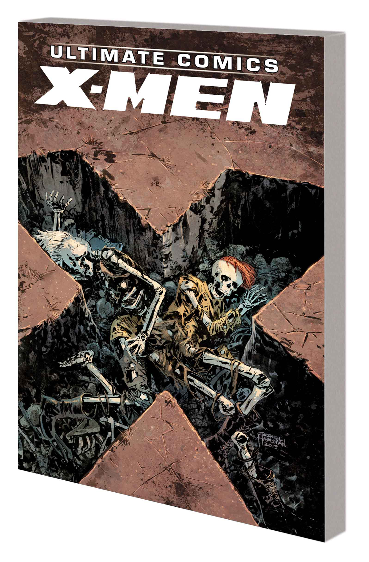 ULTIMATE COMICS X-MEN BY BRIAN WOOD TP VOL 03