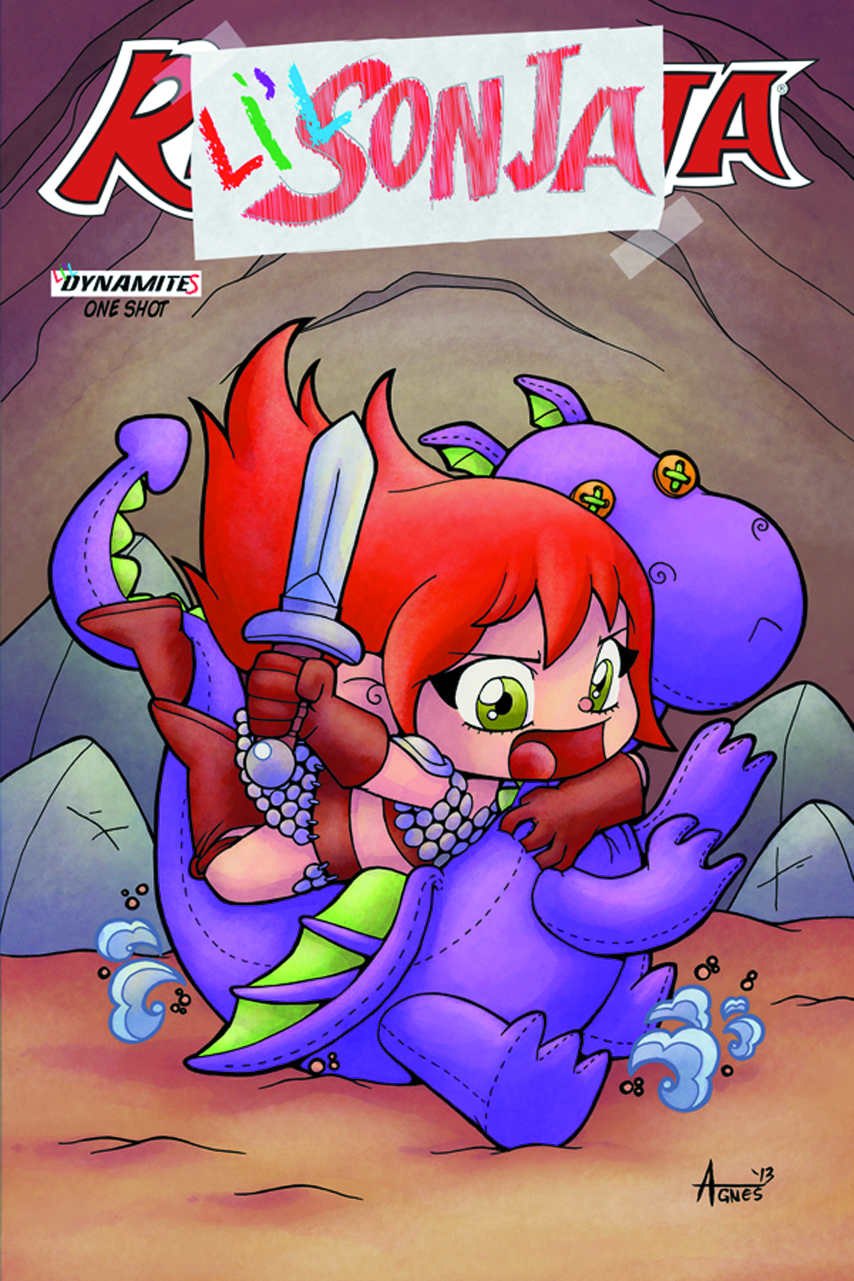 LIL SONJA #1 EXC SUBSCRIPTION CVR